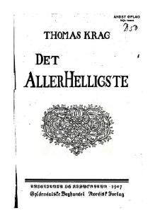 Thomas Peter Krag