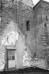 detail achtergevel en traptoren - arnhem - 20025614 - rce