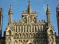 Detail from Wells Cathedral - geograph.org.uk - 1671929.jpg