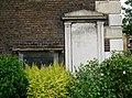 Detail on the Western Face of Saint George's Church, Gravesend (04).jpg