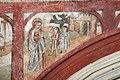 Detail uit de legende van de Heilige Genoveva van Parijs in de zuidelijke transeptarm van de Sint-Genovevakerk van Zepperen - 375623 - onroerenderfgoed.jpg