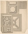 Details of Ceilings, Villa Madama, St. Peter's and Madonna del Popolo MET DP244885.jpg