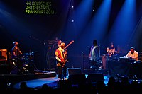 Deutsches Jazzfestival 2013 - Pharoah and the Underground - 01.JPG