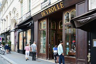 Émile Deyrolle - Deyrolle, 46 Rue du Bac