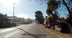 Diadi - Maharlika Highway