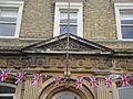 Diamond Jubilee bunting in Cowes High Street 3.JPG
