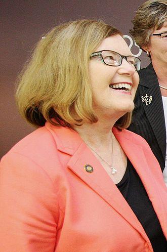 78th Oregon Legislative Assembly - Majority Leader Diane Rosenbaum