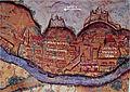 Dibujo de Cumaná del siglo XVII.jpg
