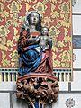 Die Bergkirche, Maria mit dem neu geborenen Jesus. (um 1500).jpg