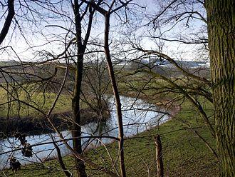 Diemel - The Diemel near Trendelburg