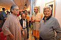 Dignitaries - Inaugural Function - Sambhu Das Solo Exhibition - Kolkata 2014-12-02 0879.JPG