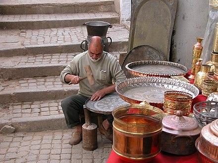 Artisanat algérien - Wikiwand