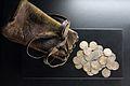 Diner ternal, argent, segle XIV, museu d'Història, València.JPG