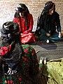 Diorama of Lurish Women at Work - Ethnographic Museum - Falak-ol-Aflak Castle - Khorramabad - Western Iran (7423653762).jpg