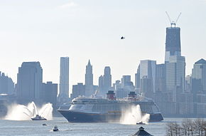 Disney Fantasy Maiden Arrival in NYC.JPG