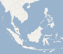 Distribution of Kerivoula krauensis.PNG
