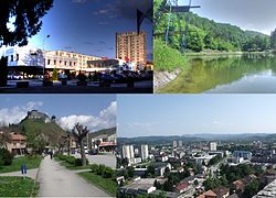 Skyline of Doboj