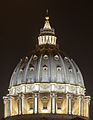 Dome of S.Peter in night.jpg