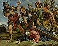 Domenichino (Domenico Zampieri) - The Way to Calvary - 83.PC.373 - J. Paul Getty Museum.jpg