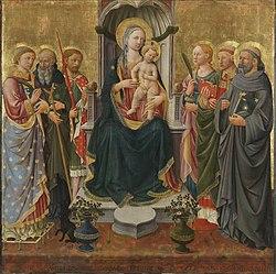 Domenico di Michelino: Q30097176