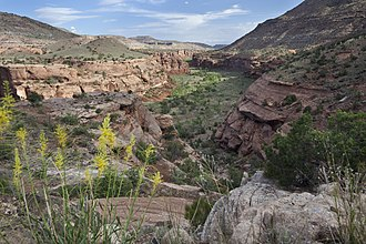 Dominguez-Escalante National Conservation Area - Image: Dominguez Escalante NCA (8931636408)