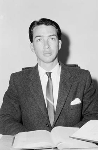 Don Dunstan - Dunstan in 1963
