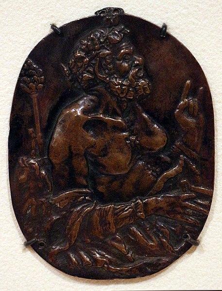 File:Donatello (attr.), una satiro, xv secolo.jpg