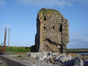 Doonbeg (Killard) - Doonmore Castle