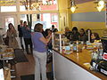 Doreen at Dozen Bake Shop give our bloggers an overview.jpg