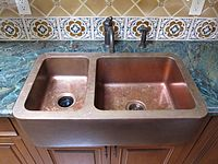 Double Basin Copper Farmhouse Sink.jpg