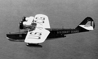 Douglas Dolphin - A U.S. Coast Guard RD-1.