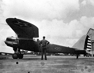 Douglas O-31 US military observation aircraft introduced 1930