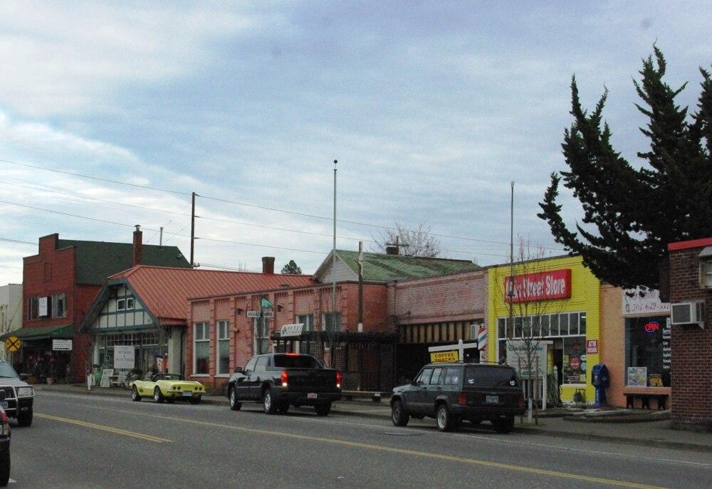 The population density of Tigard in Oregon is 1454.28 people per square kilometer (3767.45 / sq mi)