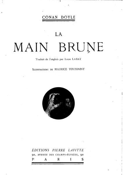 File:Doyle - La Main brune.djvu