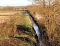 Dredged ditch, Marton Moor - geograph.org.uk - 1122923.jpg