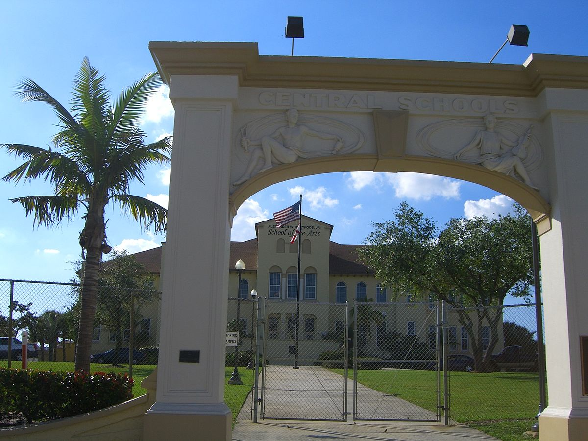 Alexander W Dreyfoos School Of The Arts West Palm Beach
