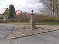 Drinking fountain, Stannington - geograph.org.uk - 1801768.jpg