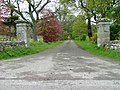 Driveway to Coulmore House - geograph.org.uk - 171177.jpg