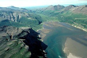 Becharof National Wildlife Refuge - Dry Bay