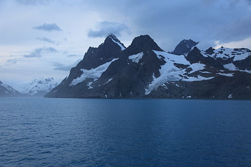 Drygalski Fjord, South Georgia