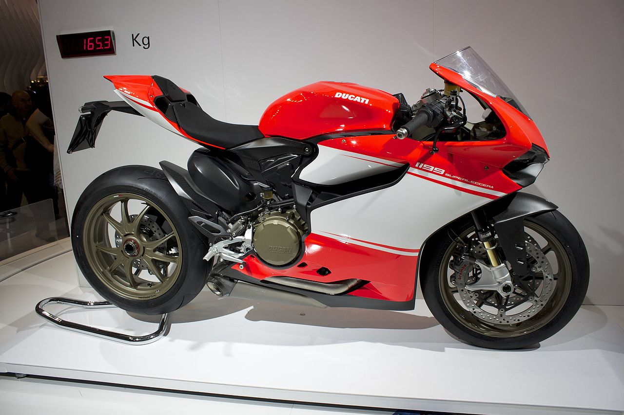 Ducati Superleggera Price Canada