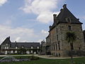 Ducey (50) Château des Montgommery 02.JPG