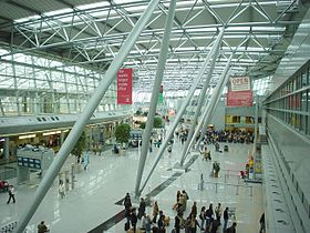 Image illustrative de l'article Aéroport international de Düsseldorf
