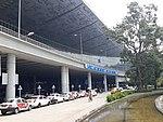 Dum Dum Airport, Domestic terminal ground floor.jpg