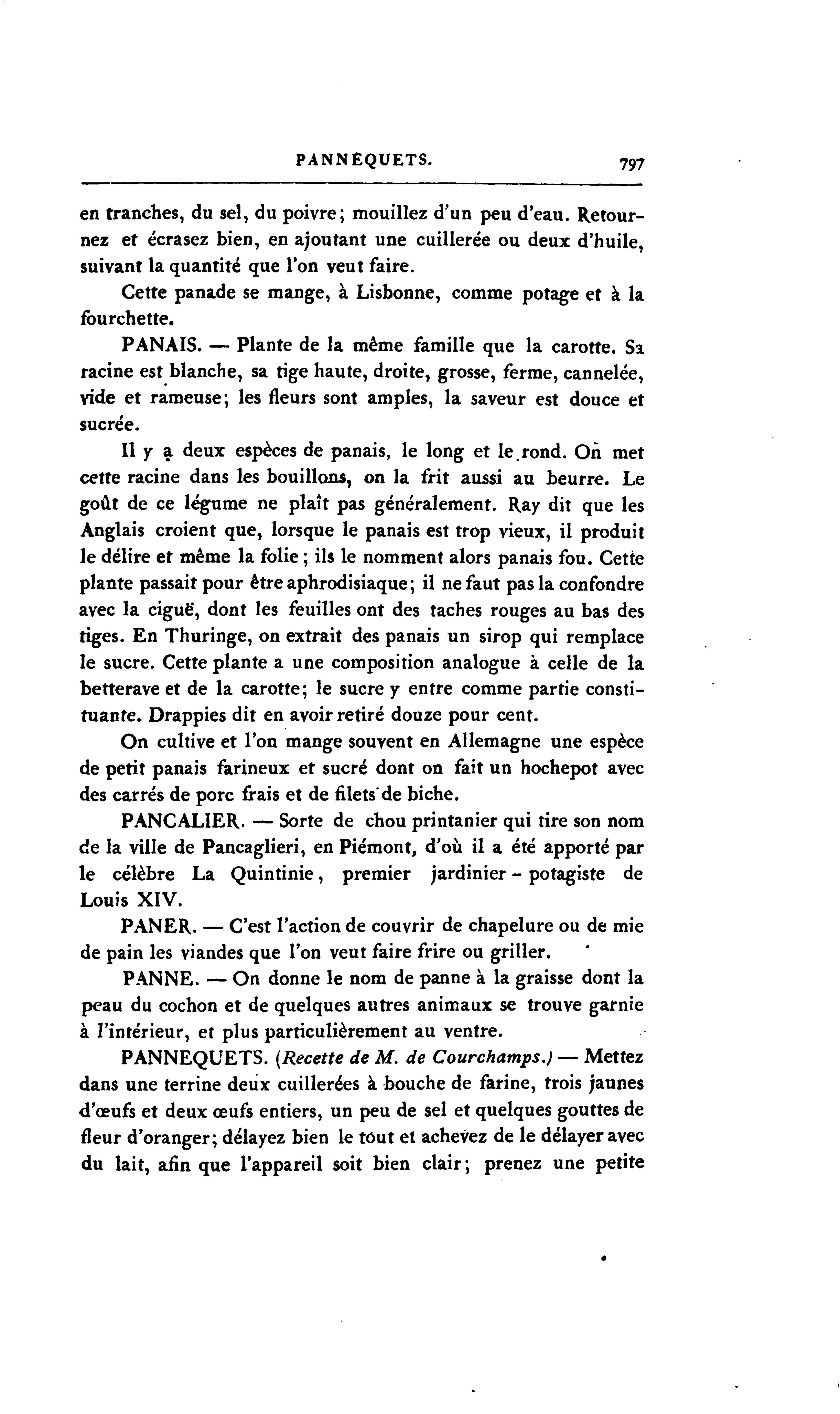 Page dumas grand dictionnaire de cuisine for Alexandre dumas grand dictionnaire de cuisine