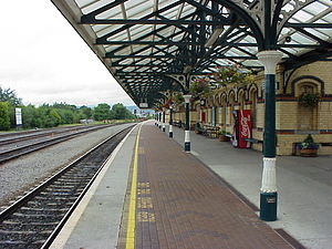 County Louth - Image: Dundalk platform