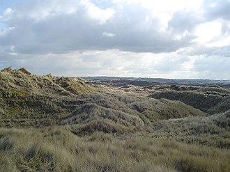 North Devon's Biosphere Reserve - Braunton Burrows, the core area of the biosphere reserve