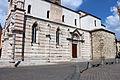 Duomo di grosseto, esterno 02 finaco laterale.JPG
