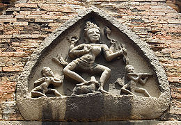 Durga ornament Po Nagar