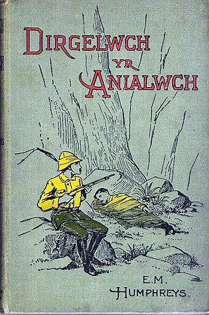 Edward Morgan Humphreys - Cover of an Edward Morgan Humphreys book